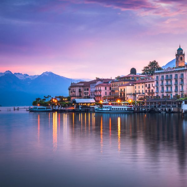Lake Como: a beautiful movie set